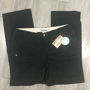 Columbia Omni-shade Edgewater Chino size 18Long